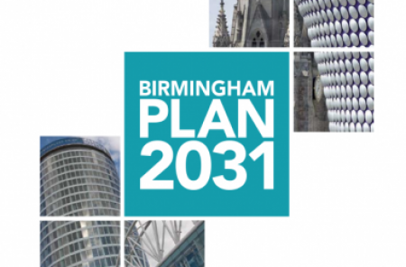 Birmingham Development Plan Submitted For Examination